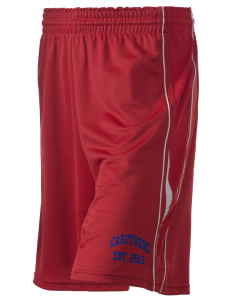 "Caruthers High School Raiders Holloway Women's Piketon Short, 8"" Inseam"