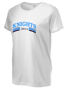 Sandy Bluff Alternate Education Center Knights Women's 6.1 oz Ultra Cotton T-Shirt