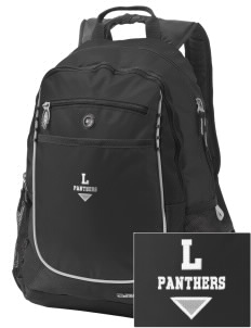 Lake Elementary School Panthers Embroidered OGIO Carbon Backpack