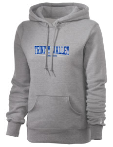 Trinity Valley Elementary School Chargers Russell Women's Pro Cotton Fleece Hooded Sweatshirt