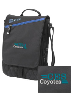 Carroll Elementary School Coyotes Embroidered OGIO Module Sleeve for Tablets
