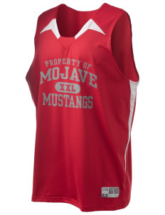Mojave High School Mustangs Holloway Men's Irish Jersey