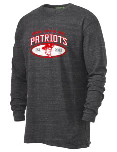 Gardenhill Elementary School Patriots Alternative Men's 4.4 oz. Long-Sleeve T-Shirt