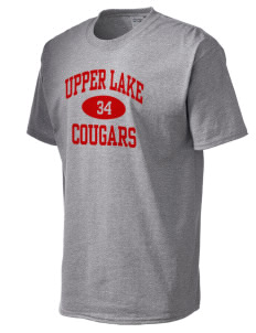 Upper Lake High School Cougars Men's Essential T-Shirt