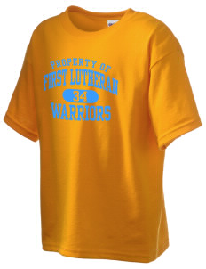 First Lutheran School Warriors Kid's 6.1 oz Ultra Cotton T-Shirt