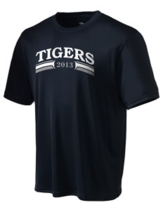 Thompson Elementary School Tigers Champion Men's Wicking T-Shirt