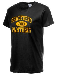 Shadybend Elementary School Panthers Women's 6.1 oz Ultra Cotton T-Shirt