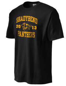 Shadybend Elementary School Panthers Men's Essential T-Shirt