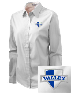 Valley Alternative Schools Knights/Eagles Embroidered Women's Easy-Care Shirt