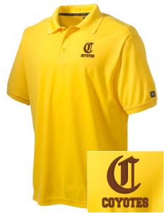 Calabasas High School Coyotes Embroidered OGIO Men's Caliber Polo
