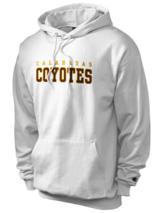 Calabasas High School Coyotes Champion Men's Hooded Sweatshirt
