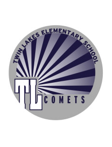 Twin Lakes Elementary School Comets Sticker