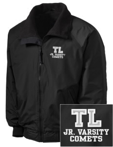 Twin Lakes Elementary School Comets Embroidered Tall Men's Challenger Jacket