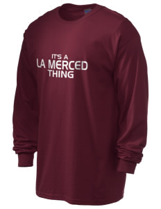 La Merced Elementary School Teddy Bears 6.1 oz Ultra Cotton Long-Sleeve T-Shirt
