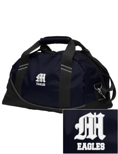 Montebello Intermediate School Eagles Embroidered OGIO Half Dome Duffel
