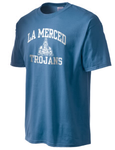 La Merced Intermediate School Trojans Men's Essential T-Shirt
