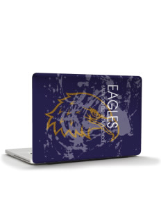 "Eastwood Elementary School Eagles Apple Macbook Pro 17"" (2008 Model) Skin"