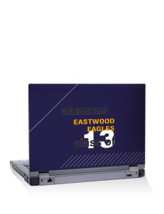 "Eastwood Elementary School Eagles 14"" Laptop Skin"