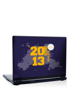 "Eastwood Elementary School Eagles 17"" Laptop Skin"