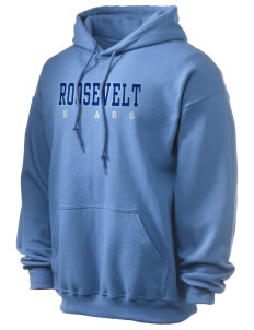 Roosevelt Elementary School Bears Ultra Blend 50/50 Hooded Sweatshirt