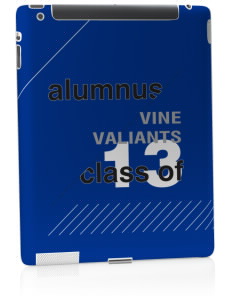 Vine Elementary School Valiants Apple iPad 2 Skin