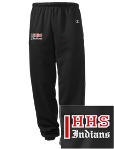 Hart High School Indians Embroidered Champion Men's Sweatpants