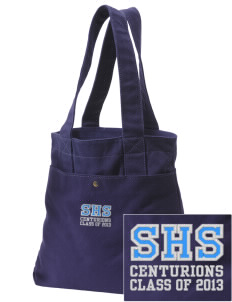 Saugus High School Centurions Embroidered Alternative The Berkeley Tote