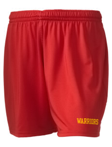 "Wittmann Elementary School Warriors Holloway Women's Performance Shorts, 5"" Inseam"