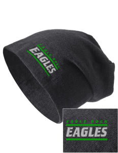 Eagle Rock High School Eagles Embroidered Slouch Beanie