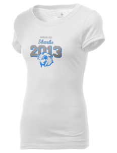 samoana high sharks Holloway Women's Groove T-Shirt