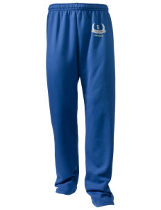 Union Elementary School Unicorns Embroidered Holloway Men's 50/50 Sweatpants