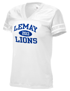 Lemay Elementary School Lions Holloway Women's Fame Replica Jersey