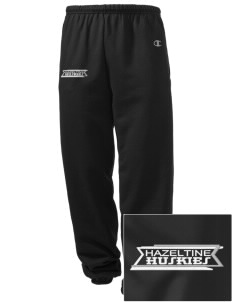 Hazeltine Elementary School Huskies Embroidered Champion Men's Sweatpants