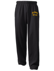 Neil Cummins Elementary School Hawks  Holloway Arena Open Bottom Sweatpants