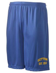 "Sutton Elementary School Cheetahs Men's Competitor Short, 9"" Inseam"