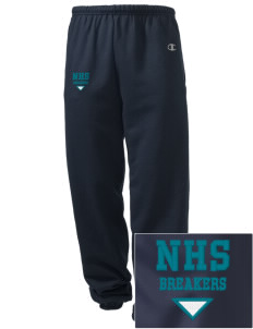 Noyo High School Mustangs Embroidered Champion Men's Sweatpants
