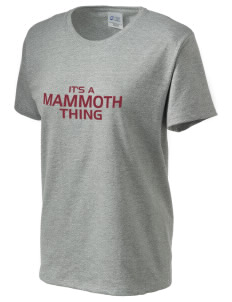 Mammoth High School Huskies Women's Essential T-Shirt