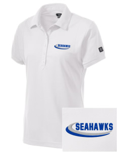 Shorecliffs Middle School Seahawks Embroidered OGIO Women's Jewel Polo