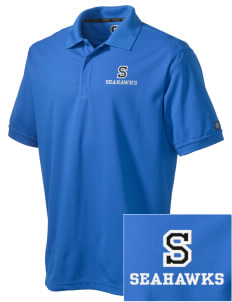 Shorecliffs Middle School Seahawks Embroidered OGIO Men's Caliber Polo