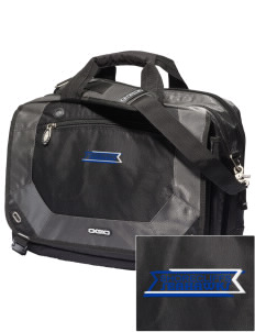 Shorecliffs Middle School Seahawks Embroidered OGIO Corporate City Corp Messenger Bag