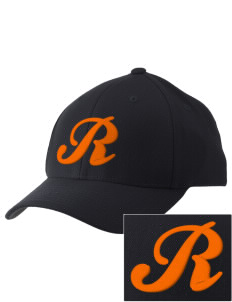 Roseville High School Tigers Embroidered Pro Model Fitted Cap