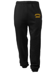 Abraham Lincoln Elementary School Leopards Sweatpants with Pockets