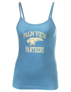 Palm View Elementary School Panthers Women's Louise Longer Length Tank