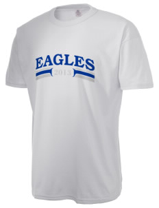 College of Southern Nevada High School Eagles  Russell Men's NuBlend T-Shirt