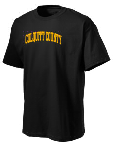 Colquitt County High School Packers Men's Lightweight T-Shirt