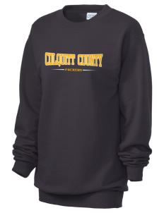 Colquitt County High School Packers Unisex 7.8 oz Lightweight Crewneck Sweatshirt