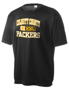 Colquitt County High School Packers Men's Competitor Performance T-Shirt