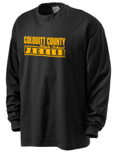 Colquitt County High School Packers Men's Long Sleeve T-Shirt