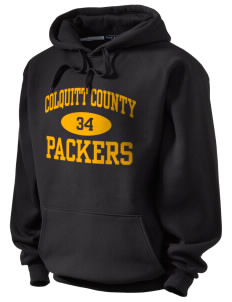 Colquitt County High School Packers Men's Heavyweight Hooded Sweatshirt