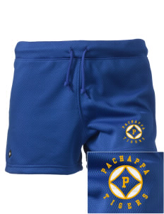"Pachappa Elementary School Tigers Embroidered Holloway Women's Balance Shorts, 3"" Inseam"